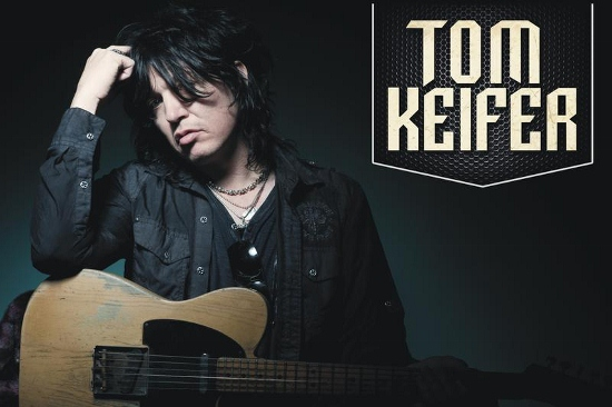 CRR Interview - Cinderella's Tom Keifer: The Way Life Goes